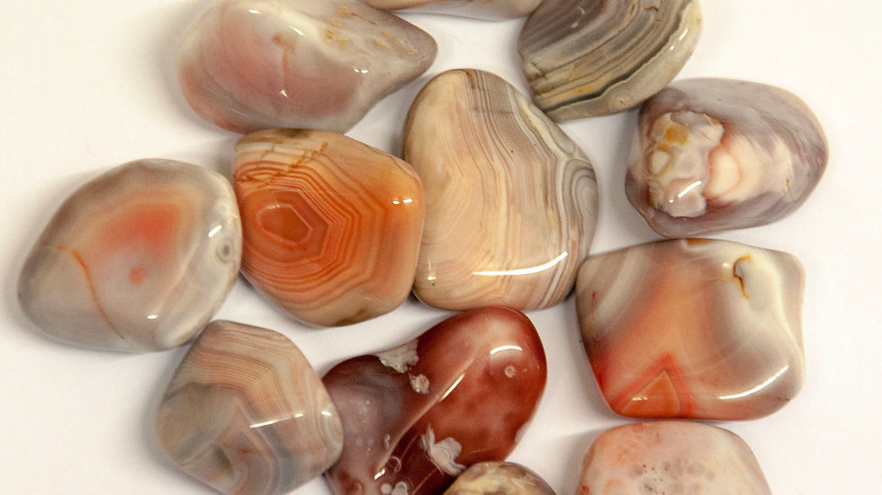 Agate, Pink