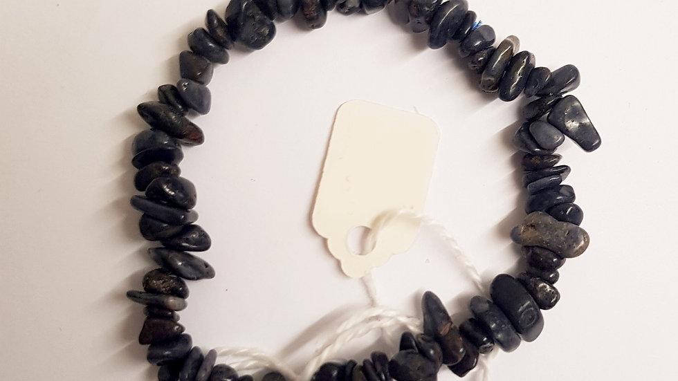 Sapphire Chip Bracelet