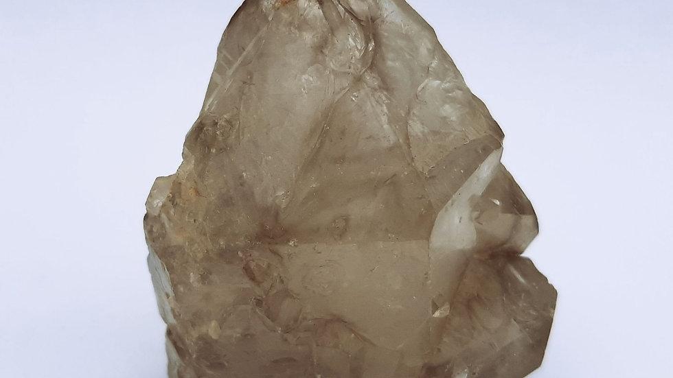 Smokey quartz point approx 5.5cm height