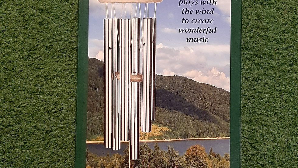 """Chimes of Pluto by Woodstock 27""""tubes"""