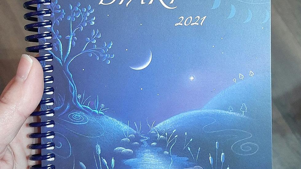 Astro Moon Diary 2021