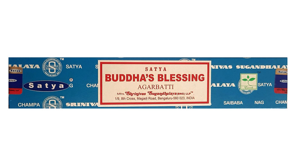 Satya Buddha's Blessing
