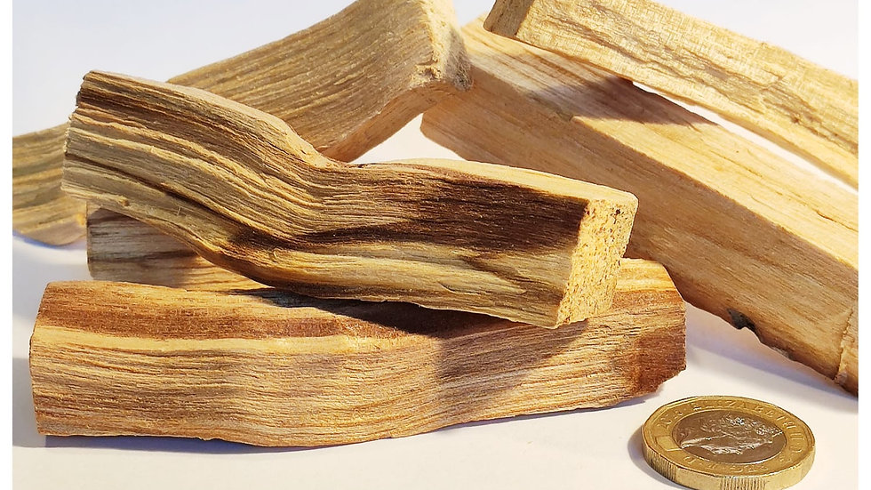 Palo Santo (chunky large sticks)