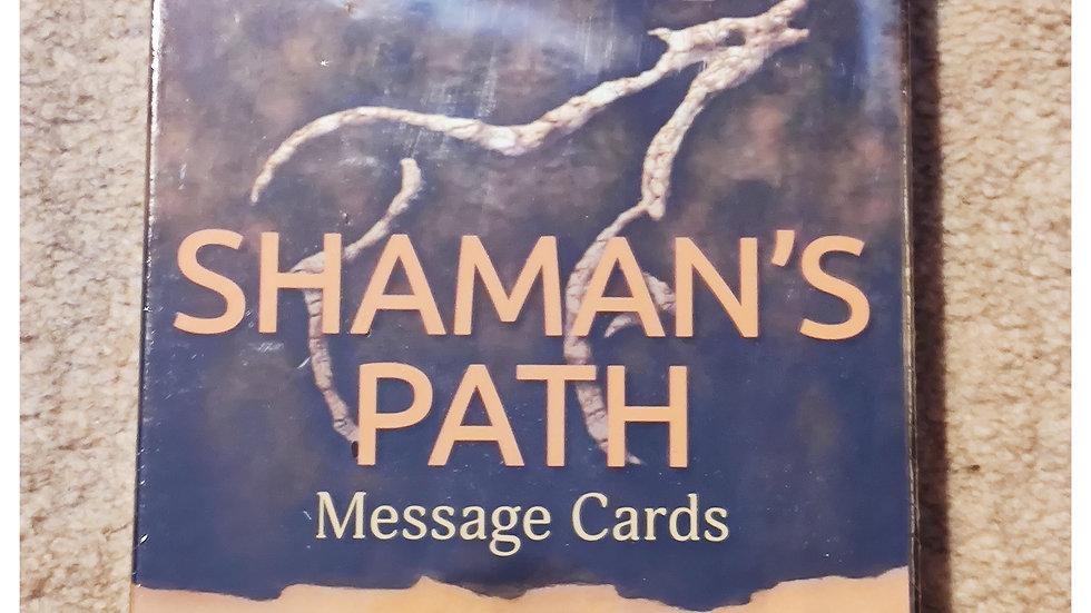 Shannan's Path Message Cards
