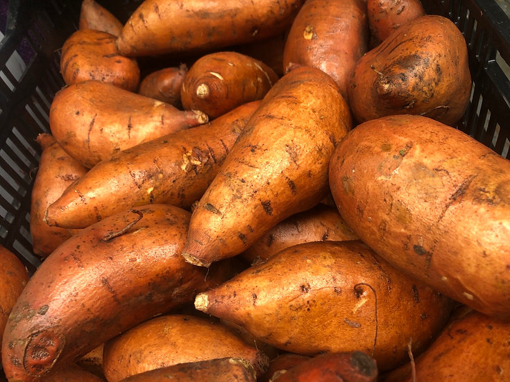 Sweet potatoes 2.50 lb