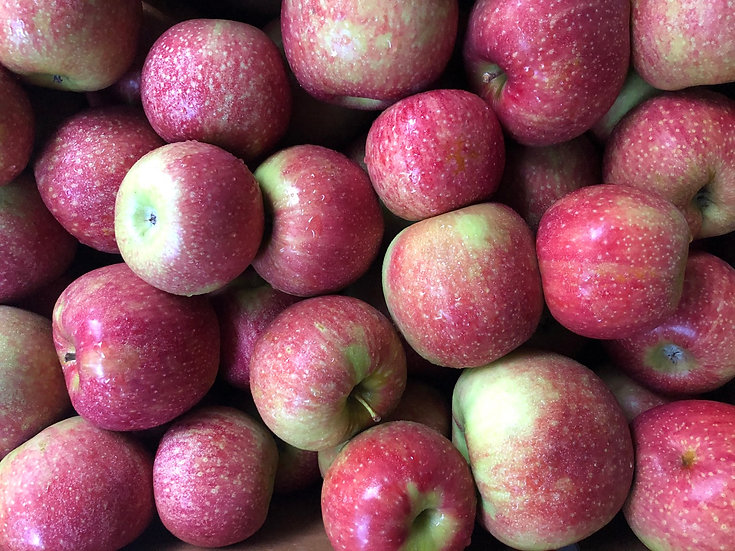 Red delicious apples $2.00 lb