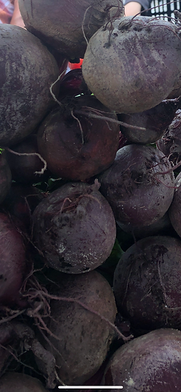 Red ace Beets $4  bunch