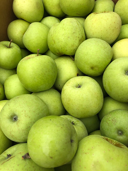 Granny Smith apples $2.00 lb