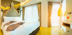 1 Bedroom suite with balcony