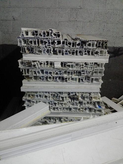 PVC PENCERE PROFİL BEYAZ