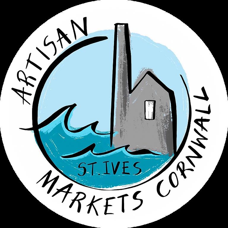 St Ives Artisan Market -Wednesdays