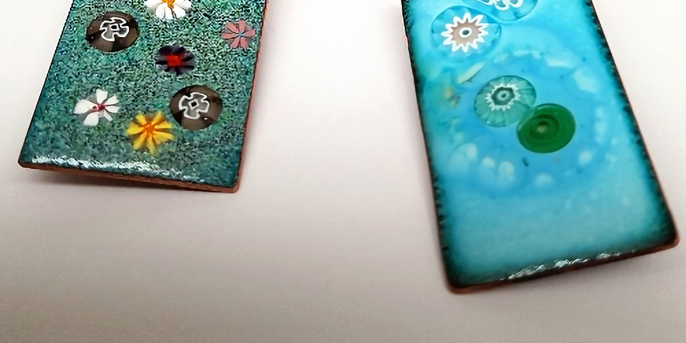 Tue eve - Enamelling on Copper - £25