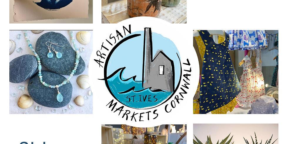 St Ives Wednesday Market