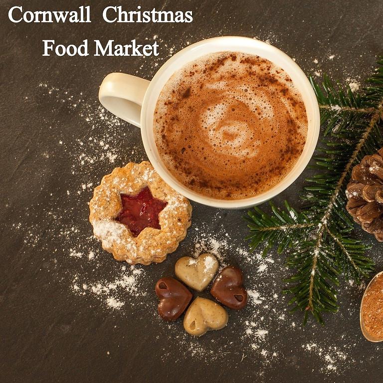 Cornwall Christmas Food Market