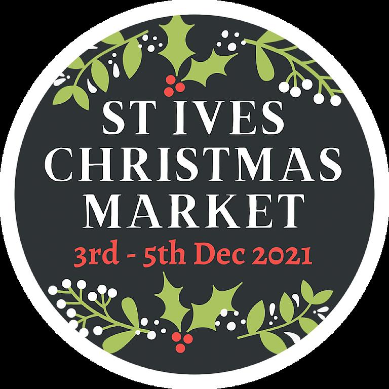 St Ives Christmas Market