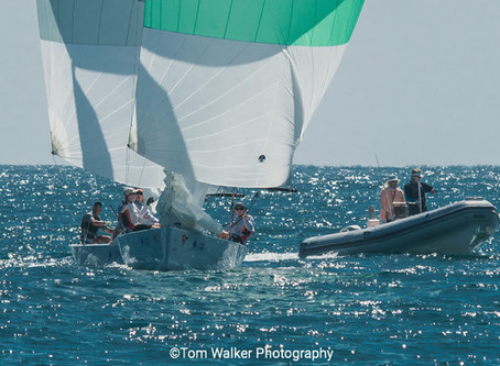 Feves and Wood named final two skippers for Governor's Cup International Youth Match Racing Champion