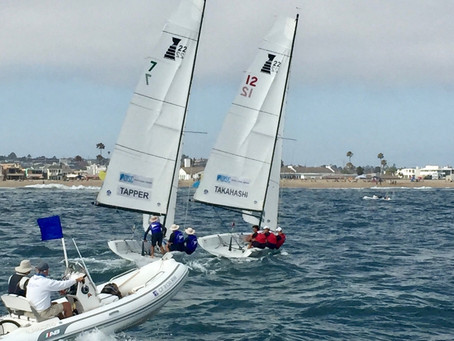 Finn Tapper (AUS) and Leonard Takahashi (NZL) early leaders at 53rd Governor's Cup