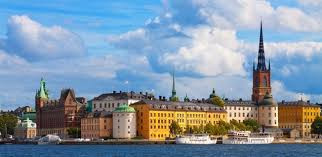 Beautiful Stockholm, Sweden