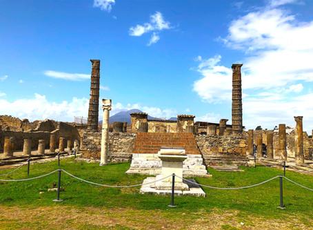 The Eerie Ruins of Pompeii, Italy