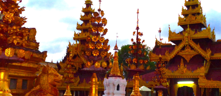 "Myanmar: Welcome to the ""Golden Land"""