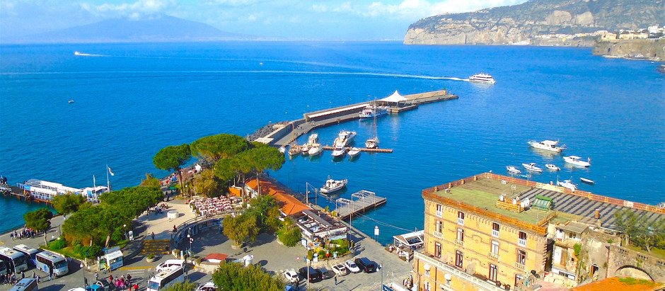 What to do in Sorrento, Italy for 5 Hours?
