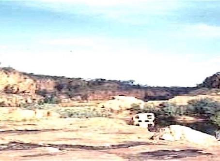 The Aborigines of Katherine Gorge