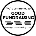 Fundraising Guarantee Logo - Black and W
