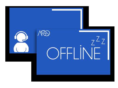 Offline Ekranı
