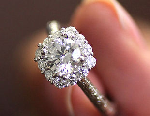 platinum, ring, dimaond ring, engagement ring, bridal