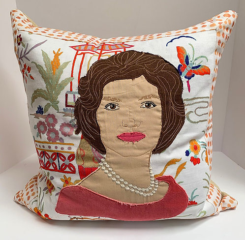 One of a kind Jackie Kennedy pillow