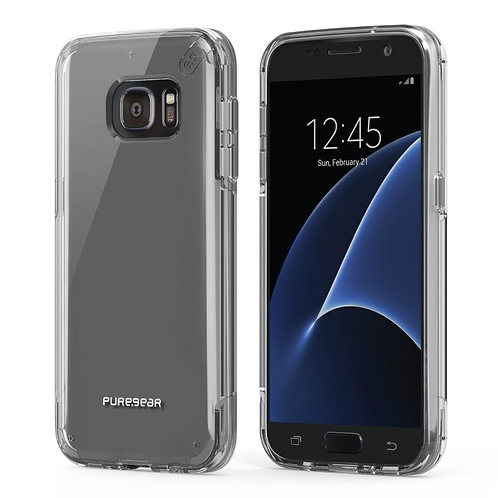 PureGear - Slim Shell (CL)  S7