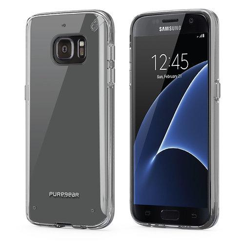 PureGear - Slim Shell (CL) Galaxy S7