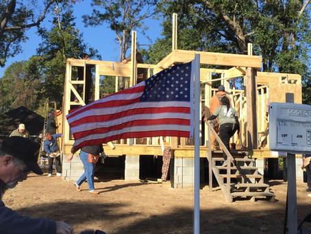 Veterans Build 2018
