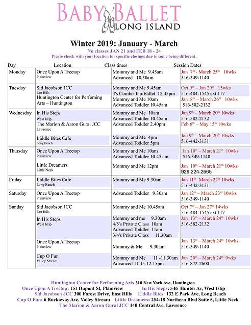 class schedule winter 2019 BBLI .jpg