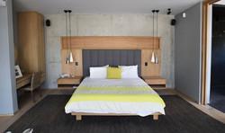Oak bedroom, Franschoek