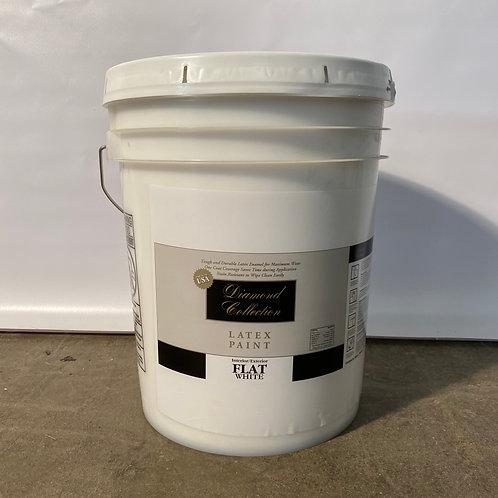 Paint - Interior/Exterior Latex - 5 gallon