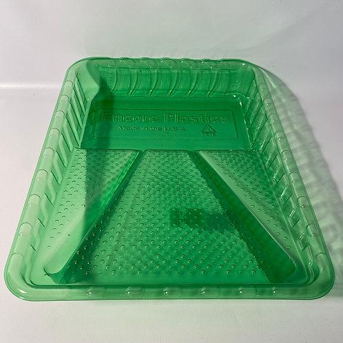 """Paint Tray 9"""" Green"""
