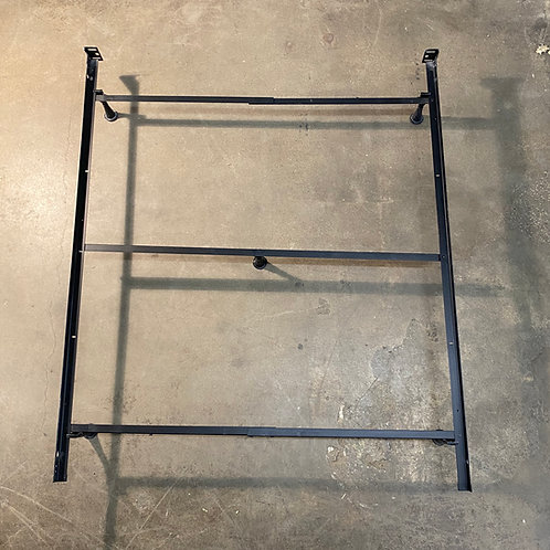 Adjustable Metal Bed Frame Twin - Queen