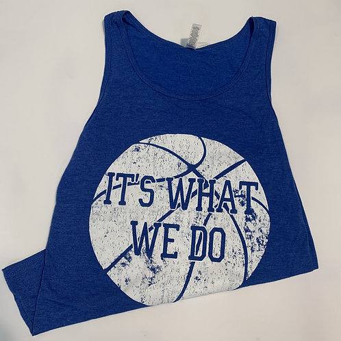 Basketball Tank Top