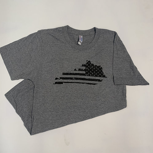 KY/American Flag T-Shirt