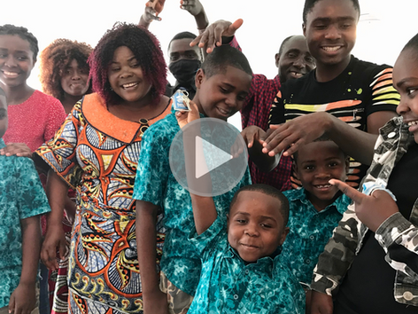 Welcome Home Eto, Moise & Family
