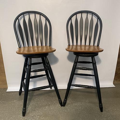 Bar Stools - Set of 2