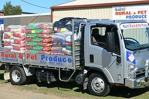mitchell avenue kurri NSW truck