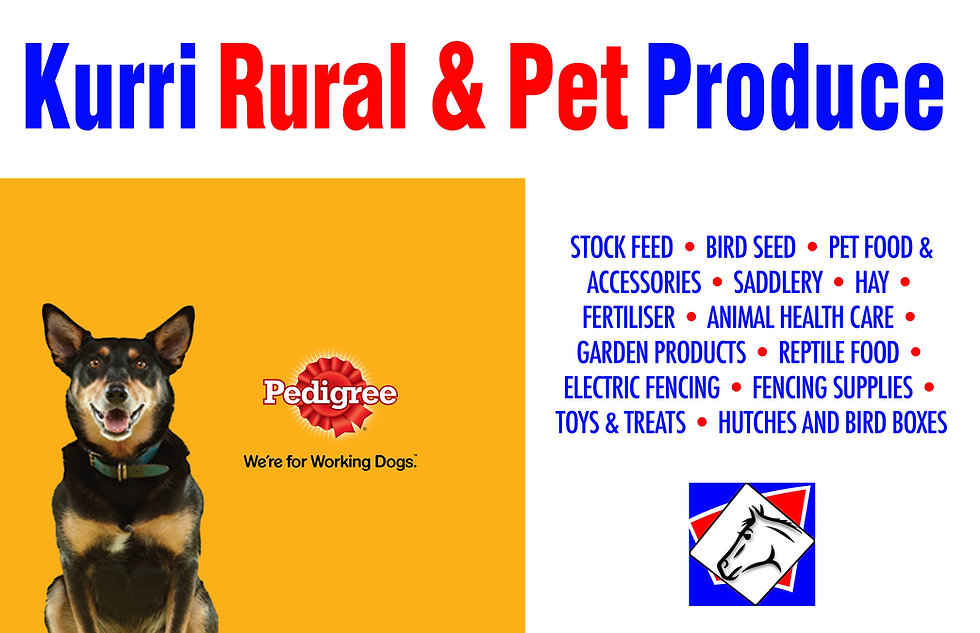 Kurri Rural Pet Produce NSW