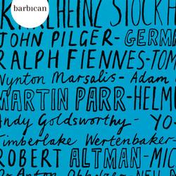 Barbican Education Identity