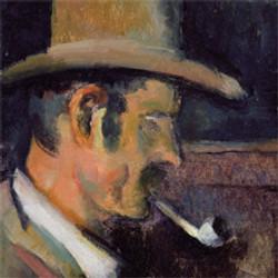 Courtauld Cezanne Exhibition