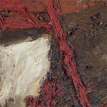 Courtauld Auerbach Exhibition