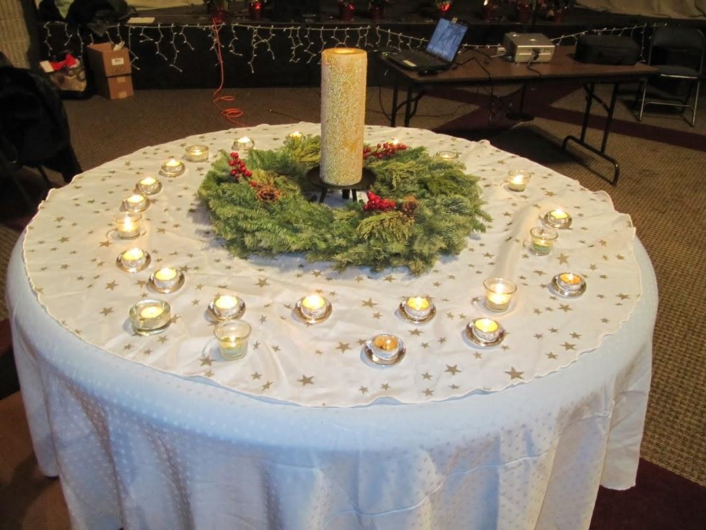 聖誕節彌撒與聚餐12/25/2014