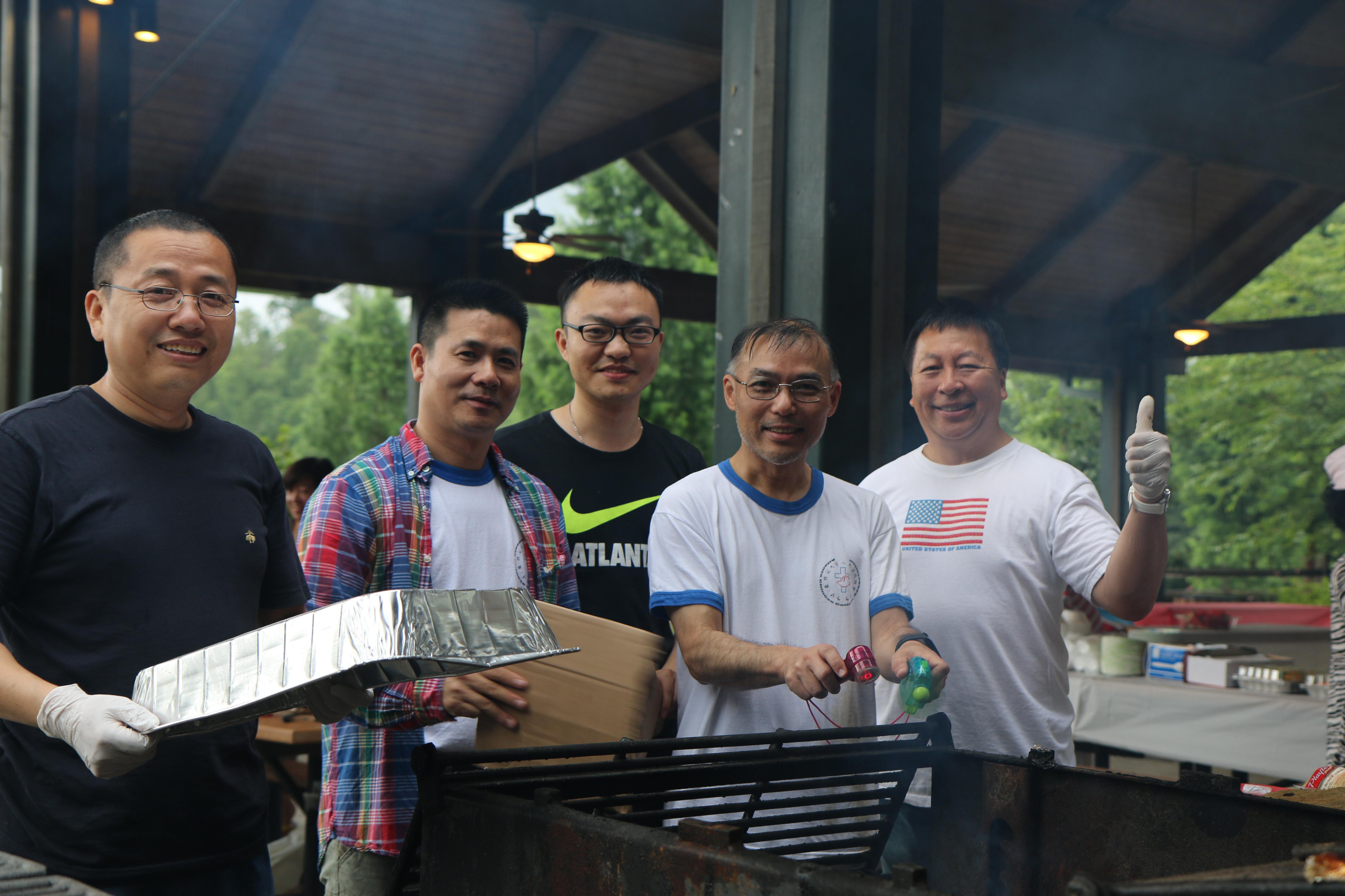 2015 July 4th BBQ