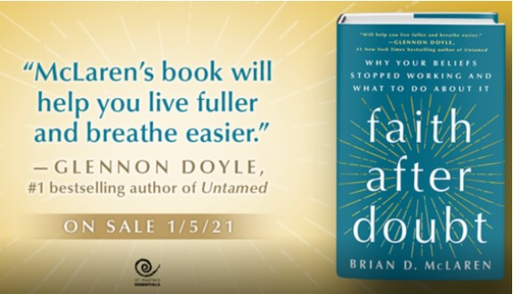 Faith After Doubt book by Brian McLaren
